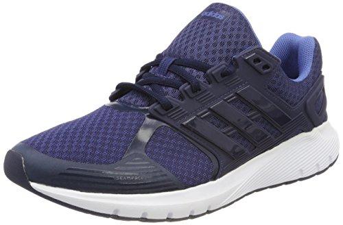 adidas Herren Duramo 8 Fitnessschuhe, Blau (Nobind/Conavy/Conavy Cp8742), 42 2/3 EU