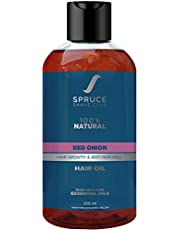 Spruce Shave Club Red Onion Hair Oil