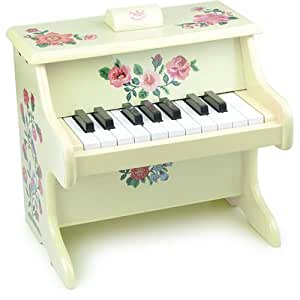 Vilac - 8636 - Instrument de Musique - Piano Nathalie Lété avec Partitions