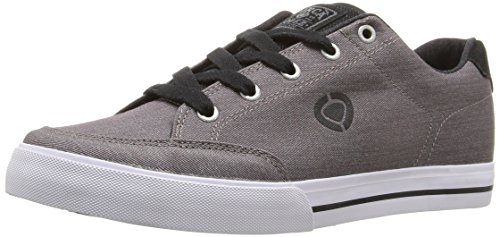 C1RCA  Lopez  50, Sneakers basses mixte adulte Steel/black/white