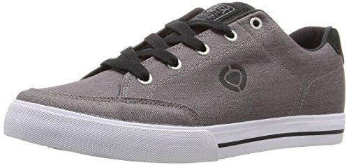 C1RCA  Lopez  50, Sneakers basses mixte adulte Steel-Black-White