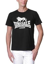 Lonsdale Herren Sport Shorts T-Shirt Promo