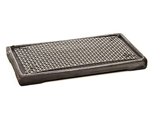 GH-GOODS Riccia & Moos Keramik Kultivierplatte :: eckig, 100x50 mm