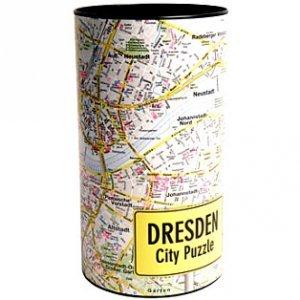 Stadtplan Dresden - City Puzzle - Souvenir