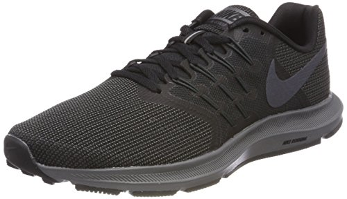 Nike Men's Run Swift Black Running Shoes