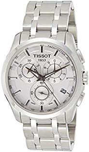Tissot Mens Quartz Watch, Analog Display and Stainless Steel Strap - T035.617.11.031.00