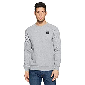 Under Armour Herren Rival Fleece Crew Oberteil