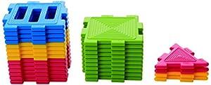 EDUPLAY KC3002-028 We-Blocks - Juego de Mini Bloques (28 Piezas)