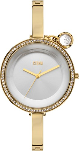 Storm London HEMERA 47275/GD Montre Bracelet pour femmes Avec des Pendentifs