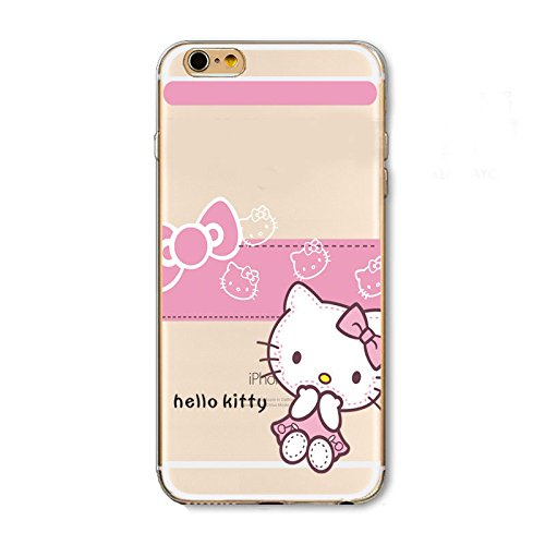 Handy Hello Kitty (Hello Kitty iPhone 6 (4.7 Zoll) Handy Cover Schutzhülle Handyhülle Cover Schutzhülle Handy Cover (Model 10))