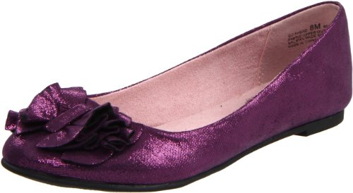 CL by Chinese Laundry Damen Go Ahead, Grape Disco, 38 EU Chinese Laundry Ballerinas
