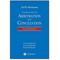 Law Relating To Arbitration And Conciliation [10th Edition]