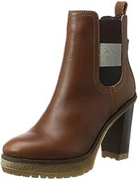 Hilfiger Denim Damen C1385leo 13a Chelsea Boots