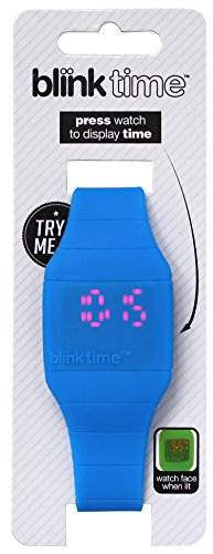 montre-lumineuse-blink-time-montre-blink-time-bleue-montre-blink-time-bleue