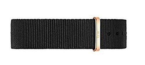 Daniel Wellington Unisex Erwachsene Leder Uhrenarmband DW00200150