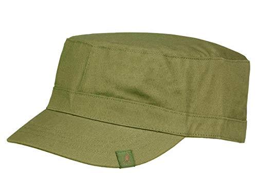 Kangol Homme Casque Militaires Cotton Adjustable olive