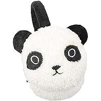 Black Temptation Panda Linda Caliente del oído del Invierno de la orejera de protección auditiva más cálido al Aire Libre Deportes