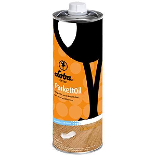 Loba Lobacare ParkettOil Parkettöl Pflegeöl, 1 Liter