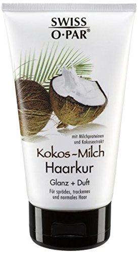 Swiss O Par - Kokos Milch Haarkur, 150 ml Tube