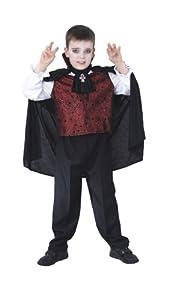 Humatt Perkins 51839 - Disfraz de drácula para niño