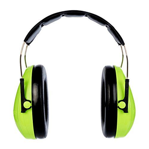 3M™ PELTOR™ Optime™ I Hi-Viz Cuffie auricolari, 27 dB, temporale, H510A-470-GB