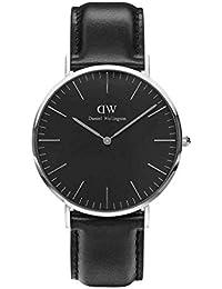 Daniel wellingt on DW00100133 orologio da uomo con cinturino in vera pelle movimento al quarzo
