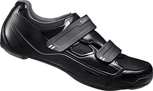 Shimano - SH-RT33, Scarpe ciclismo da uomo Nero (Schwarz (Black))