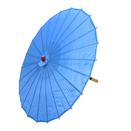 sourcingmapr-japanisch-asiatisch-traditionell-bamboo-tanzende-regenschirm-sonnenschirm-hellblau