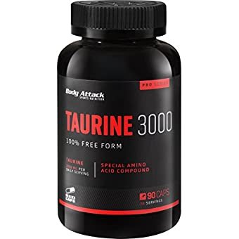 Body Attack Taurine 3000