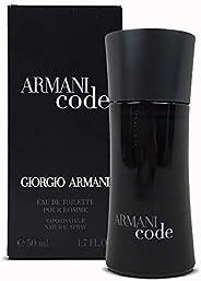 Armani Armani kod homme/män, Eau de Toilette, förångare/spray