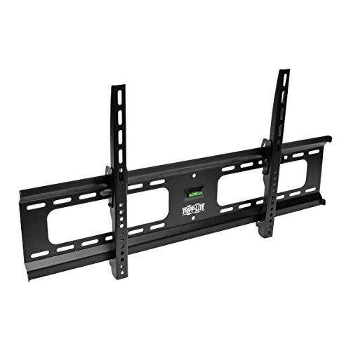 Tripp Lite TV Monitor Wall Mount Flat/Curved Screens with Tilt for 37