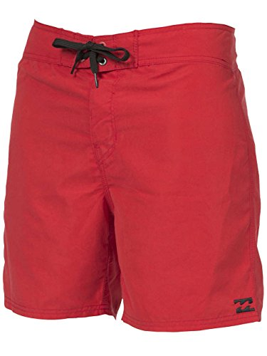 G.S.M. Europe - Billabong Herren Boardshorts ALL DAY SHORTCUT 17 zoll bright red