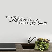 Amazon.it: stencil per pareti cucina