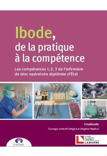 IBODE, de la pratique à la compétence: Les compétences 1, 2, 3 de l'infirmière de bloc opératoire diplômée d'Etat
