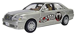 "J-COLLECTION 1/43 Toyota Crown Royal Saloon G ""New Year 2013 Edition"" (silver metallic) (japan import)"