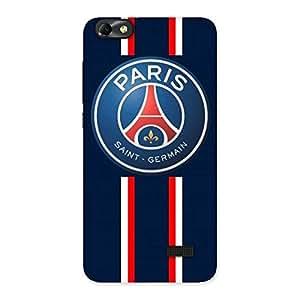 Gorgeous Paris Bar Back Case Cover for Honor 4C
