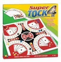 "Bojeux Super Tock for 4 Players - 16"" by Bojeux"