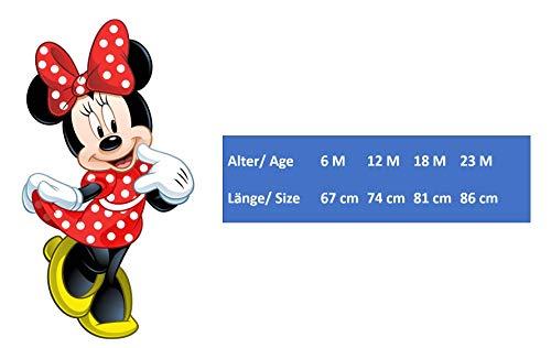 Disney Minni Mouse - Abrigos - Parka - para bebé niña