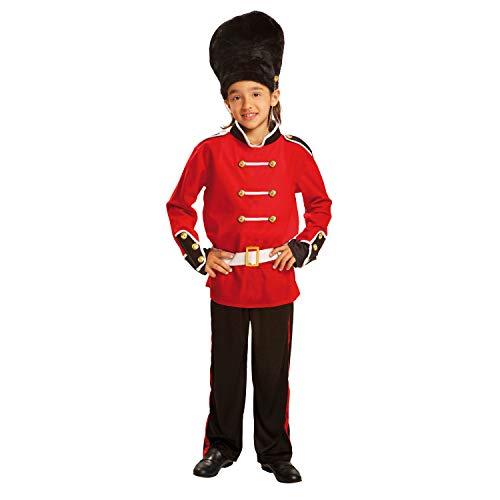 My Other Me Kind Kostüm Englische Guardia (viving Costumes) 10-12 años (Kostüm Ingleses)
