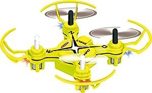 Jamara Compo Remote Controlled Quadcopter - Juguetes de Control Remoto (Polímero de Litio, 100 mAh, 2 x AA, 83 mm, 18 mm)