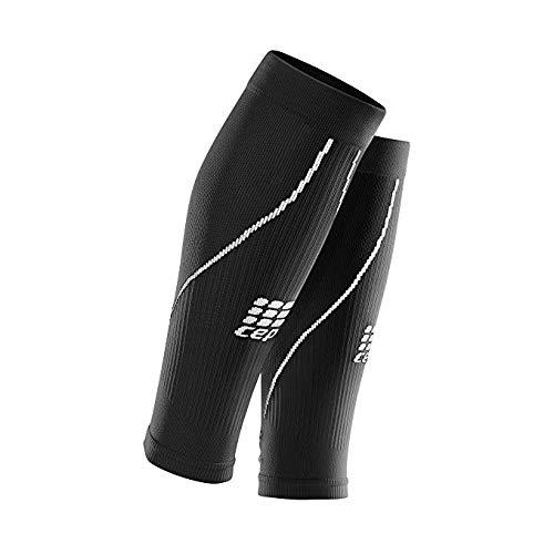 CEP – Calf Sleeve 2.0, Beinstulpen für Herren in schwarz, Größe III, Beinlinge für exakte Wadenkompression, Made by medi