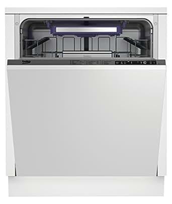 beko lave vaisselle din26221 vollint egriert a 12 mg. Black Bedroom Furniture Sets. Home Design Ideas