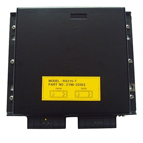 Assy Cpu (CPU Controller Assy 21N6-32502-sinocmp programmiert Steuereinheit für Hyundai R215-7Systemsteuerung elektrische System Teile, 1Jahr Garantie (Made in Korea))