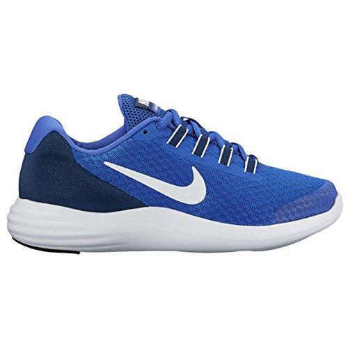 Nike Youth Lunarconverge Mesh Trainers Mehrfarbig
