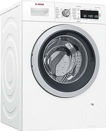 bosch waw32541 serie 8 waschmaschine fl a 196 kwh jahr 1551 upm 8 kg wei activewater plus. Black Bedroom Furniture Sets. Home Design Ideas