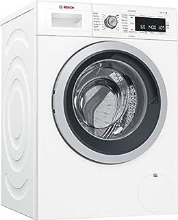 Bosch WAW32541 Serie 8 Waschmaschine FL / A+++ / 196 kWh/Jahr / 1551 UpM / 8 kg / Weiß /ActiveWater Plus / EcoSilence Drive (B015XDQ0YS)   Amazon Products