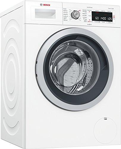 Bosch WAW32541 Serie 8 Waschmaschine Frontlader / A+++ / 196 kWh/Jahr / 1600 UpM / 8 kg / weiß / Fleckenautomatik / EcoSilence Drive