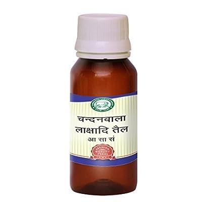 Kamdhenu Chandan Bala Laxadi Taila - 100 ml