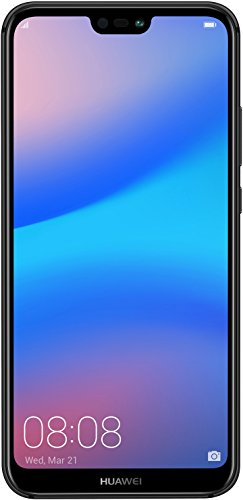 Huawei P20 Lite Black (19:9 Full View Display, 24MP Front Camera, 64GB)