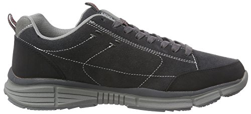 Dockers by Gerli 37eq003-200220, Sneakers basses homme Gris (dunkelgrau 220)